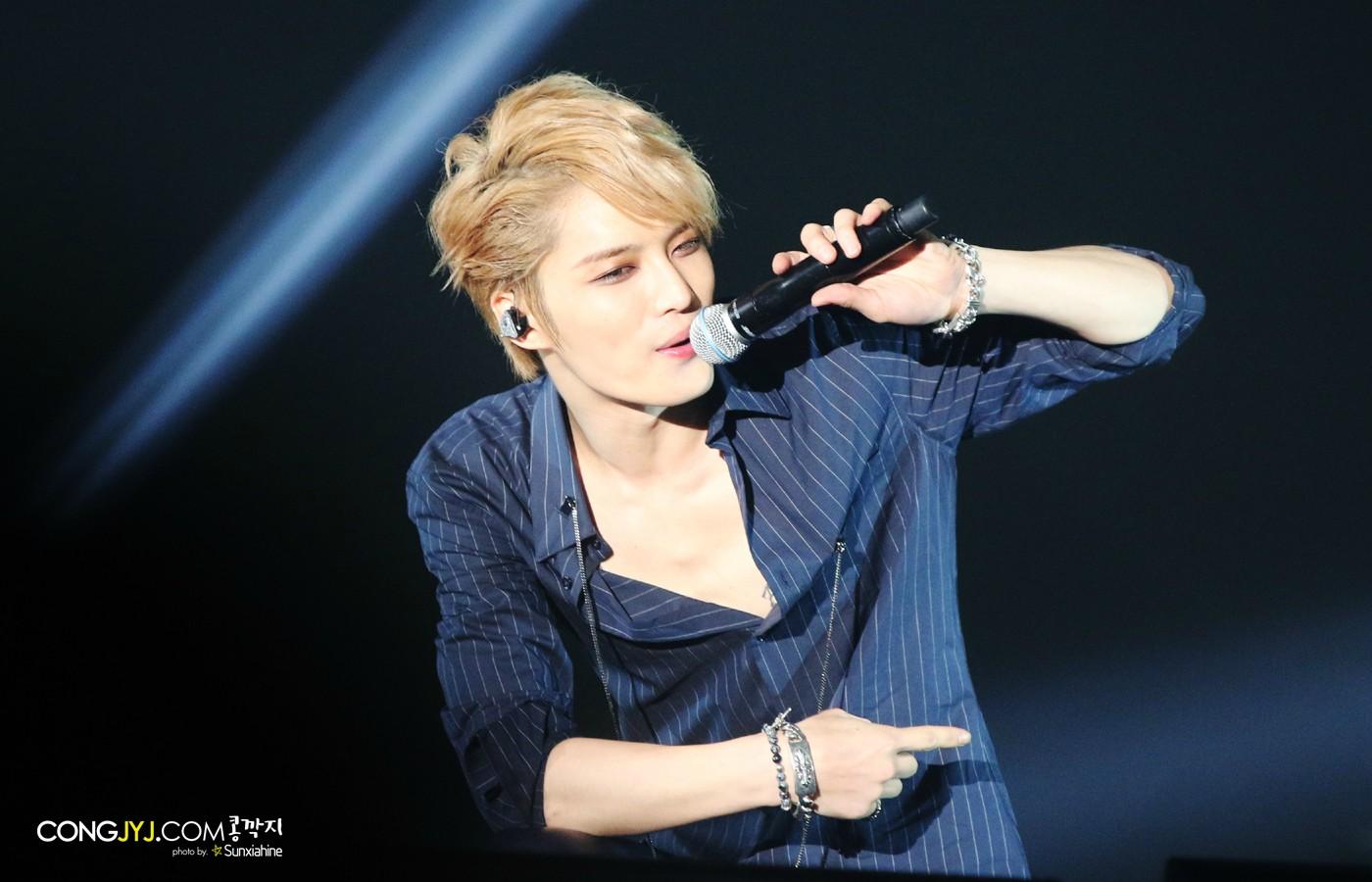 HQ PHOTOS   DL LINK  KIM JAEJOONG WWW ASIA TOUR CONCERT SEOUL 02-03    Jaejoong 2014