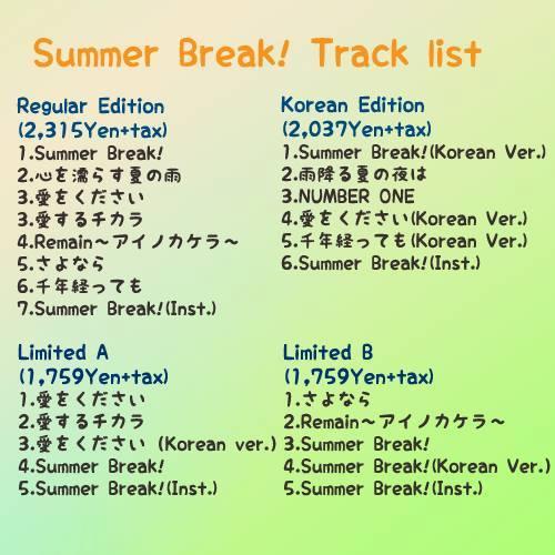summer break pjm